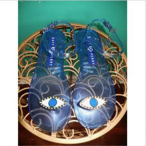 Katy Perry Evil Eye Geli Sandals Shoes
